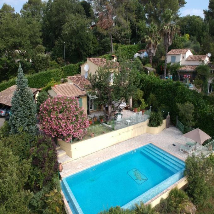 Offres de vente Maison Roquefort-les-Pins (06330)