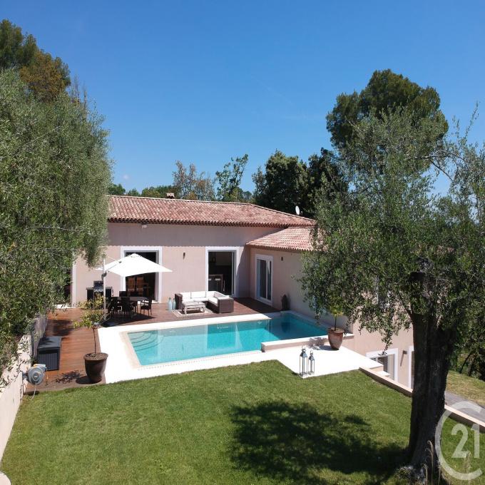 Offres de vente Maison individuelle Roquefort-les-Pins (06330)
