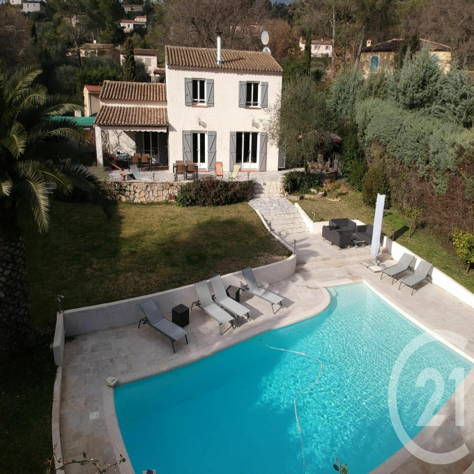 Offres de vente Maison individuelle Valbonne (06560)
