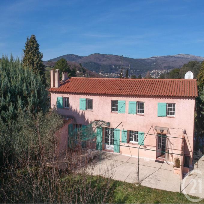 Offres de vente Maison individuelle Châteauneuf-Grasse (06740)